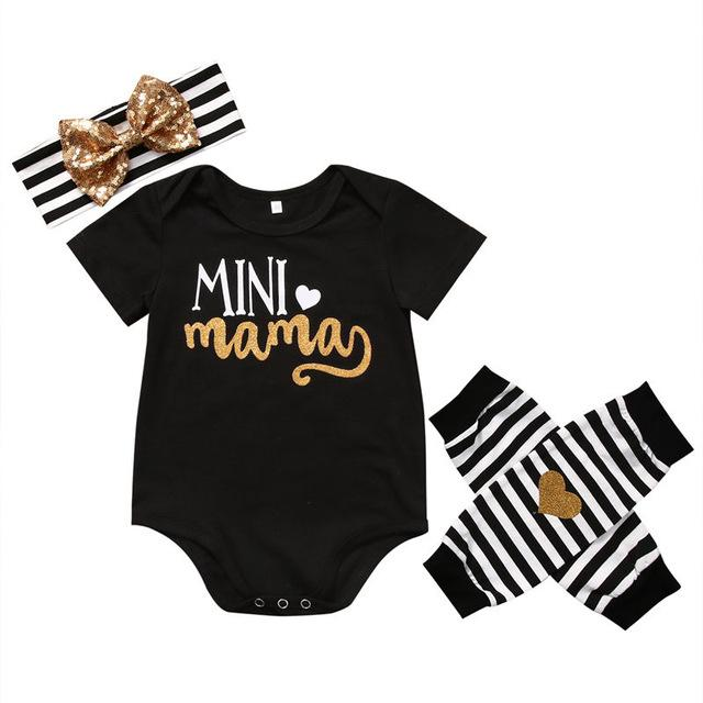 Baby Girls - Mini Mama Set