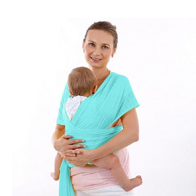 Baby Wrap and Carrier Backpack