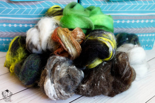Forest Floor - Mini Batts - 3oz