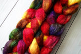 Strong Deeds, Gentle Words - BFL/Tussah - 4oz