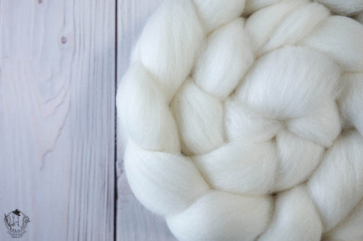 Organic Polwarth - Bare