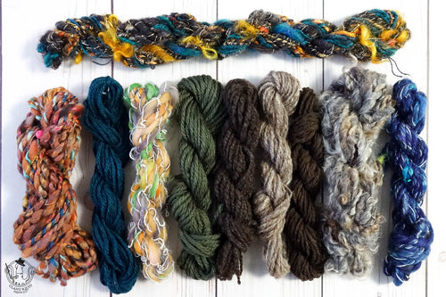 Mini Skeins 25