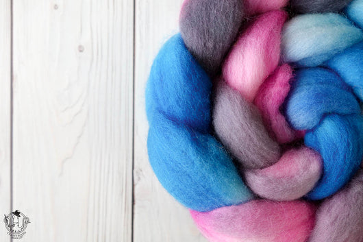 Pool Party - Falkland/Merino - 4oz