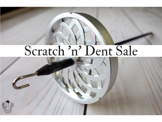 A Very Classy Spindle - Scratch n' Dent Sale