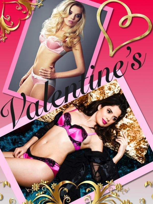 Lingerie Looks For Valentine's Day