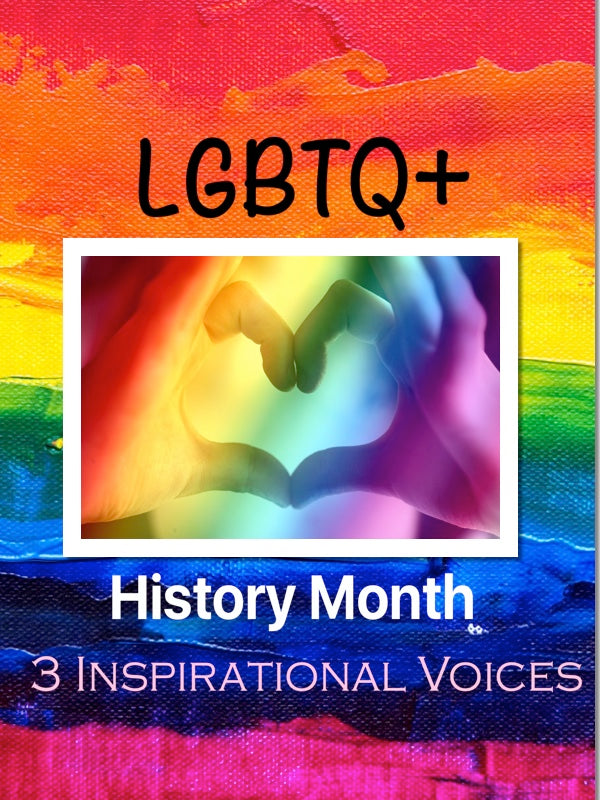 LGBTQ+ History Month - The Inspirational Names We're Celebrating This Month