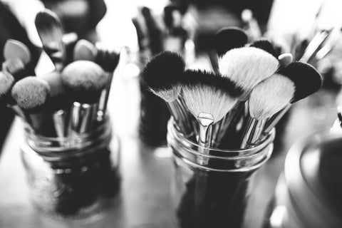 The Miss Photogenic® 'How To' Make Up Brush Series.  A Definitive Guide To Every Make Up Brush.  (PART 1 of 3)