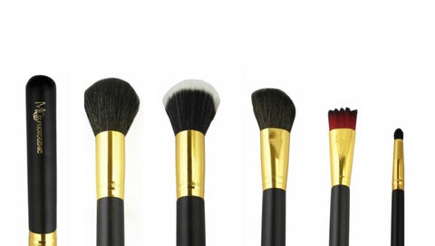 Miss Photogenic Make Up Brushes. The Miss Photogenic® 'How To' Make Up Brush Series.  A Definitive Guide To Every Make Up Brush.  (PART 1 of 3)
