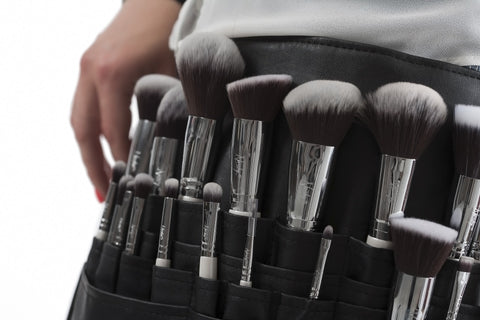 The Miss Photogenic® 'How To' Make Up Brush Series.  A Definitive Guide To Every Make Up Brush.  (PART 2 of 3)