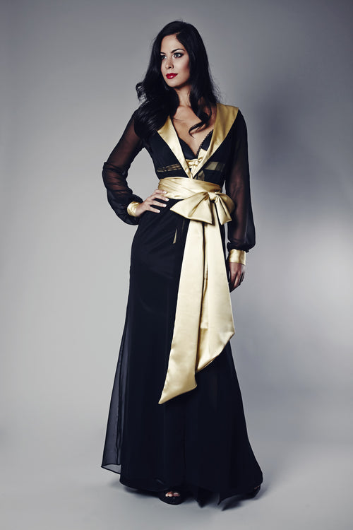 Truly Miss Photogenic Robe (GOLD Collection), Robes - Miss Photogenic