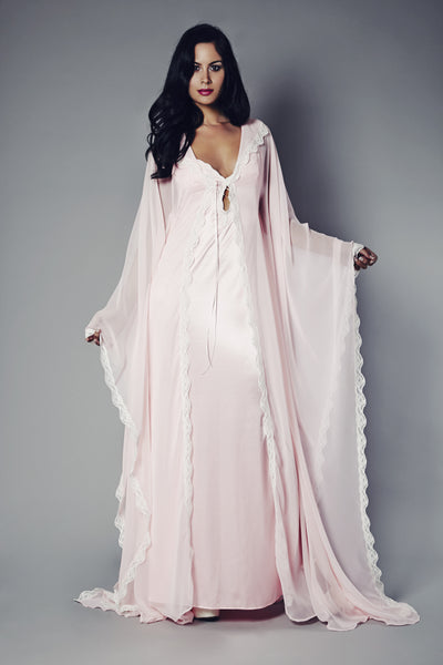 Wings Of Bella Rosa Robe (GOLD Collection), Robes - Miss Photogenic
