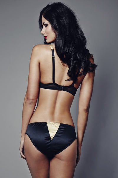 Truly Miss Photogenic Brief In Black, Briefs - Miss Photogenic