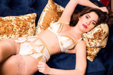Truly Miss Photogenic Brief In Ivory Silk (GOLD Collection), Briefs - Miss Photogenic