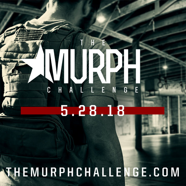 Our Story – The Murph Challenge 2019