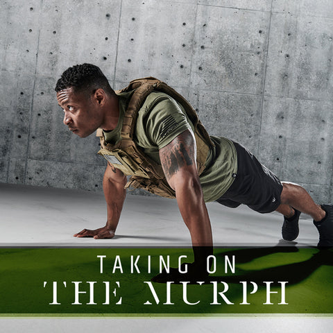 Taking on The Murph Challenge