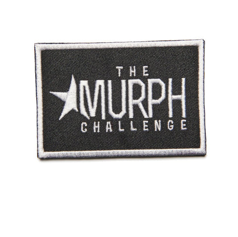 The Murph Challenge Patch