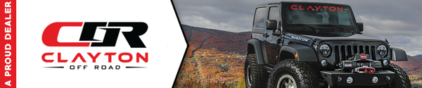 KxK Industries is an Authorized Clayton Off Road Dealer, a Proud Distributor