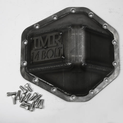 TMR Customs Differential Cover Armor Diff Fabricated 14 Bolt KxK Industries LLC
