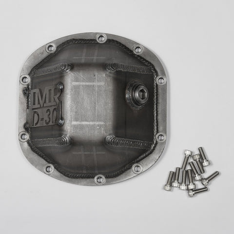 TMR Customs Differential Cover Armor Fabricated Dana 30 Diff KxK Industries LLC