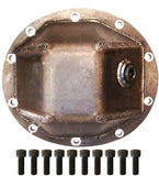 Barnes 4WD Differential Cover Fabricated Diff KxK Industries LLC