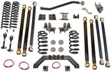 "Jeep Wrangler TJ/LJ 4.0/5.5"" Pro Series 3 Link Long Arm Lift Kit W/Optional 5"" Stretch by Clayton Off Road"