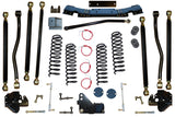 Jeep Wrangler 4.5 Inch Pro Series 3 Link Long Arm Lift Kit 2012-2017 JK Clayton Off Road Off-Road KxK Industries LLC Offroad