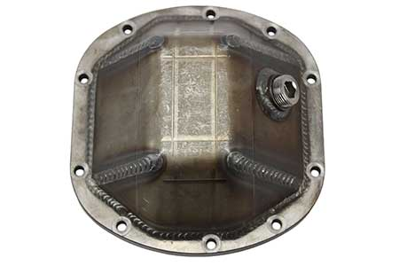RuffStuff Specialties Differential Cover Fabricated Diff KxK Industries LLC