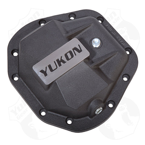 YHCC-D60 Hardcore Diff Cover by Yukon Gear & Axle Differential KxK Industries LLC Dana 50 60 70