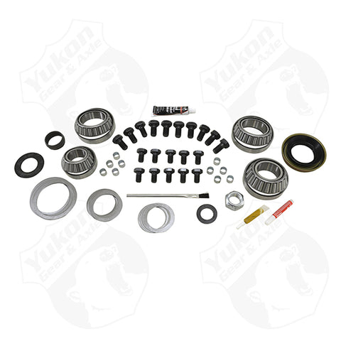 Master Overhaul Kit For Dana 44 Rear For Use With New '07+ JK Rubicon Yukon Gear & Axle