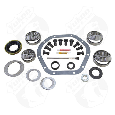 Yukon Master Overhaul Kit For Dana 44 Rear For Use With New '07+ Non-Jk Rubicon Yukon Gear & Axle