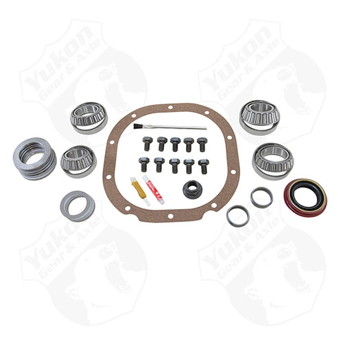 "Master Overhaul Kit For '09 & Down Ford 8.8"" Yukon Gear & Axle"