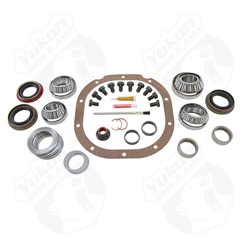 "Master Overhaul Kit For '06 & Newer Ford 8.8"" IRS Passenger Cars or SUVs W/3.544"" OD Bearing Yukon Gear & Axle"