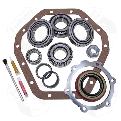 Master Overhaul Kit For GM '89-'97/'98 14T Yukon Gear & Axle