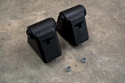 "Ironman 4x4 Fab 1"" Lift Motor Mounts at KxK Industries"