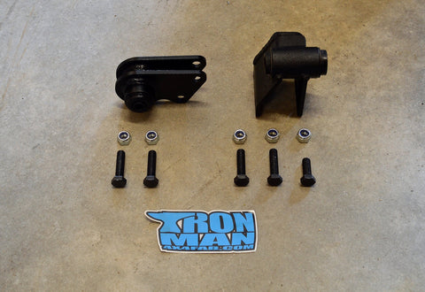 Aftermarket Replacement Ironman 4x4 Fab Best Jeep ZJ 5.9 Motor Mounts KxK Industries LLC