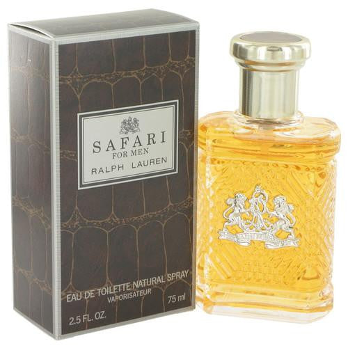 SAFARI by Ralph Lauren Eau De Toilette Spray 2.5 oz (Men)