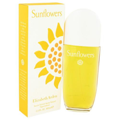 SUNFLOWERS by Elizabeth Arden Eau De Toilette Spray 3.4 oz (Women)