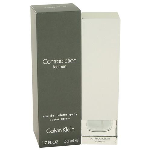 CONTRADICTION by Calvin Klein Eau De Toilette Spray 1.7 oz (Men)