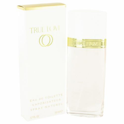 TRUE LOVE by Elizabeth Arden Eau De Toilette Spray 1.7 oz (Women)