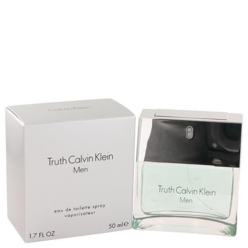 TRUTH by Calvin Klein Eau De Toilette Spray 1.7 oz (Men)