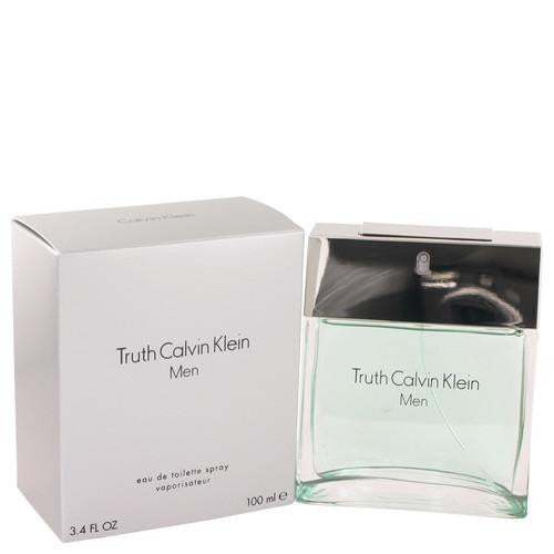 TRUTH by Calvin Klein Eau De Toilette Spray 3.4 oz (Men)