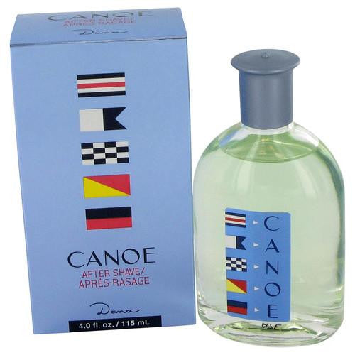 CANOE by Dana After Shave 4 oz (Men)