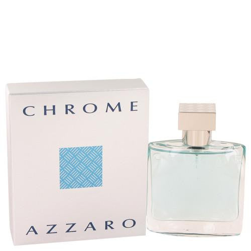 Chrome by Azzaro Eau De Toilette Spray 1.7 oz (Men)
