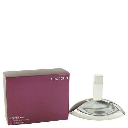 Euphoria by Calvin Klein Eau De Parfum Spray 3.3 oz (Women)