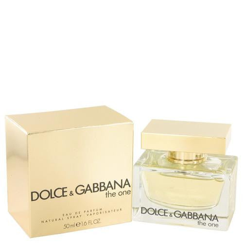 The One by Dolce & Gabbana Eau De Parfum Spray 1.7 oz (Women)