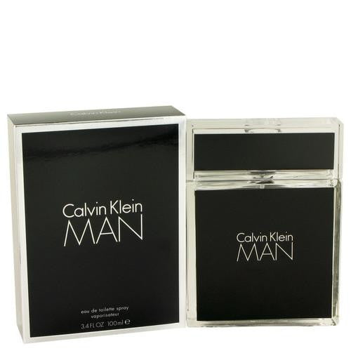 Calvin Klein Man by Calvin Klein Eau De Toilette Spray 3.4 oz (Men)