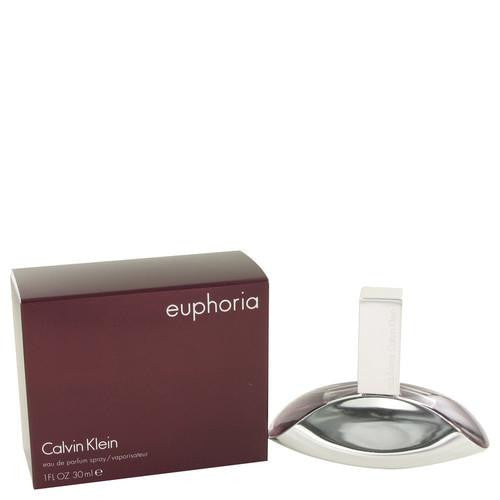 Euphoria by Calvin Klein Eau De Parfum Spray 1 oz (Women)
