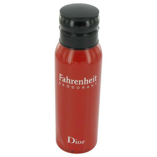 FAHRENHEIT by Christian Dior Deodorant Spray 5 oz (Men)