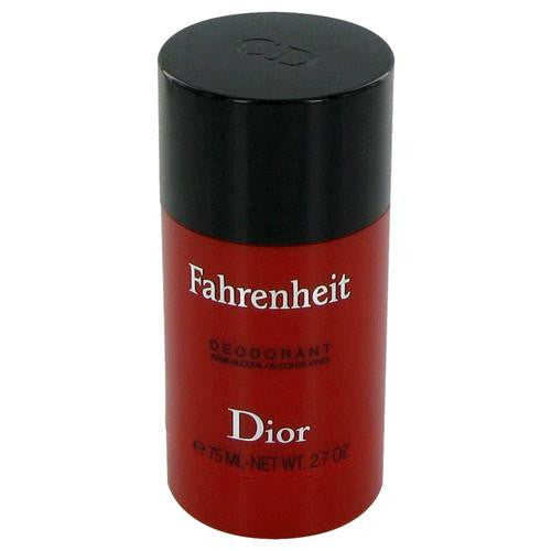 FAHRENHEIT by Christian Dior Deodorant Stick 2.7 oz (Men)