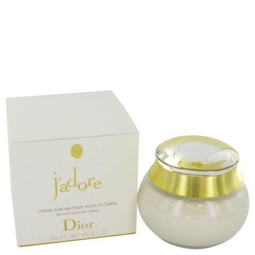 JADORE by Christian Dior Body Cream 6.7 oz (Women)